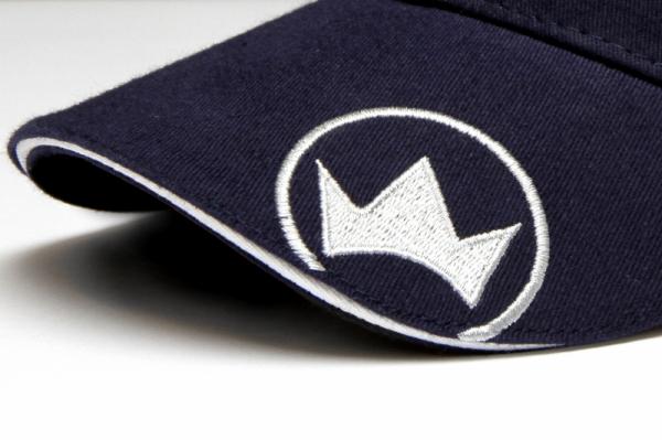 SILOKING Base-Cap blau