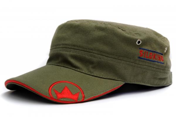 SILOKING Military Cap grün