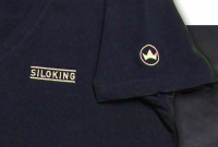 SILOKING Damen-T-Shirt blau