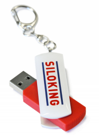 SILOKING USB-Stick 8 GB