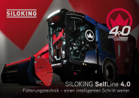 "SILOKING Wandbild ""SelfLine 4.0"" Motiv1"