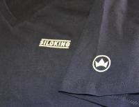 SILOKING Herren-T-Shirt blau